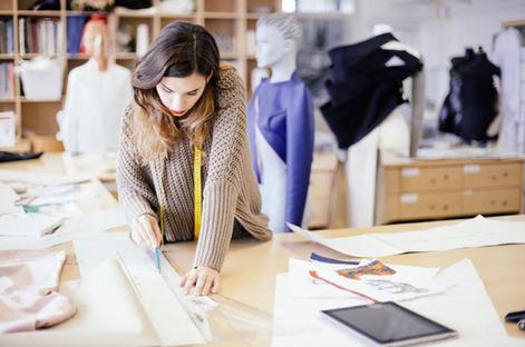 رشته طراحی مد و لباس