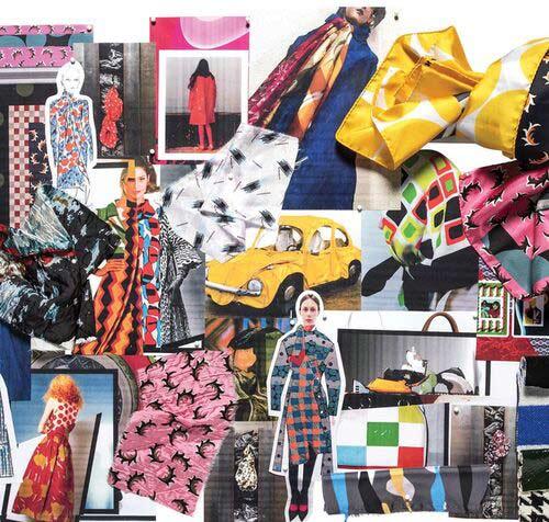 ایده پردازی در طراحی لباس