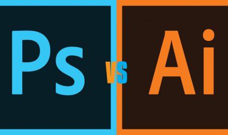 مقایسه دو نرم افزار فتوشاپ و ایلوستریتور