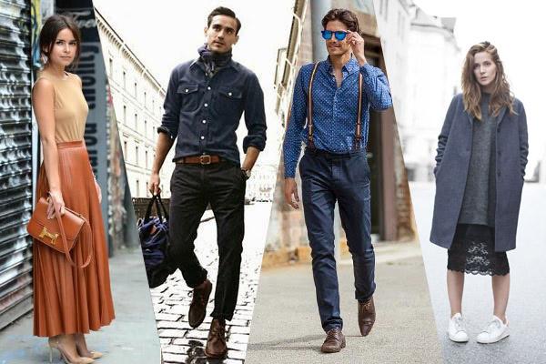 سبک کژوال در طراحی لباس