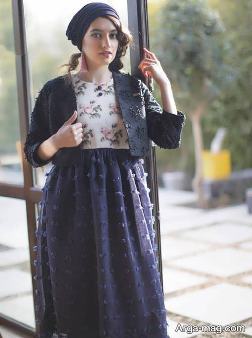 طراحی لباس سبک دخترانه