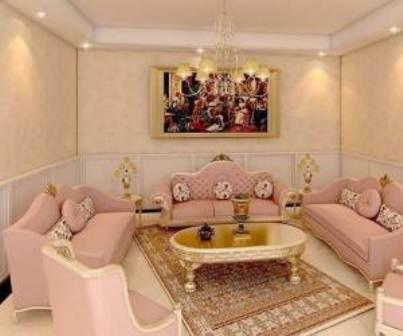 طراحی داخلی به سبک ایرانی