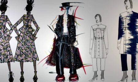 طراحی فیگور در طراحی لباس