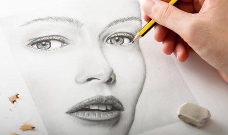 یادگیری تناسبات چهره