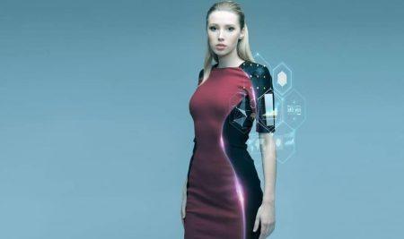 تناسب اندام و بهبود سلامتی با لباس های هوشمند