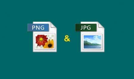 تفاوت دو فرمت JPEG و PNG