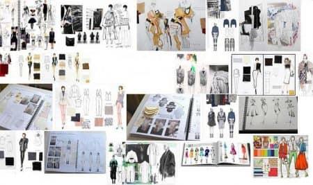 چگونه پورتفولیو طراحی لباس عالی بسازیم؟