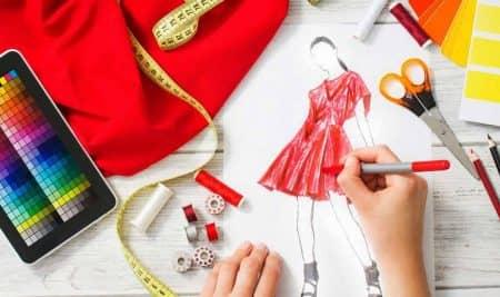 مشاغل پردرآمد مرتبط با آموزش طراحی لباس