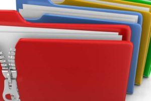 فشرده سازی فایل و مشکلات آن